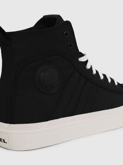 Diesel - S-ASTICO MID LACE, Negro - Sneakers - Image 4