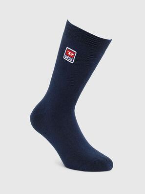 SKM-RAY, Azul - Calcetines