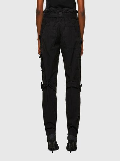 Diesel - P-FEDRA-A, Negro - Pantalones - Image 2