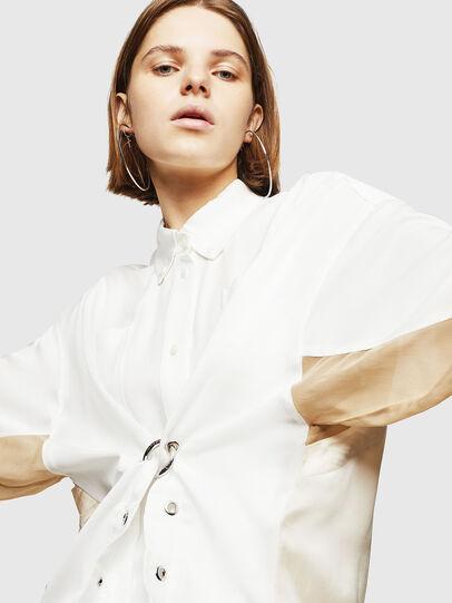 Diesel - C-LEXYS, Blanco - Camisas - Image 3