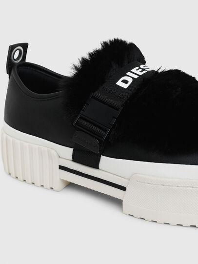 Diesel - S-MERLEY LF, Negro - Sneakers - Image 4