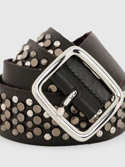 Diesel - B-PERF, Negro - Cinturones - Image 2