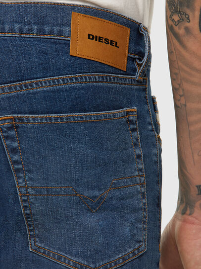 Diesel - D-Mihtry 009DG, Azul medio - Vaqueros - Image 4