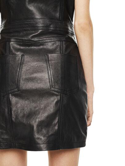 Diesel - DAFFIE,  - Vestidos en piel - Image 3