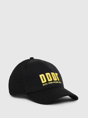 C-DDDR, Negro - Gorras