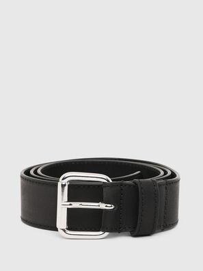B-TRACY, Negro - Cinturones