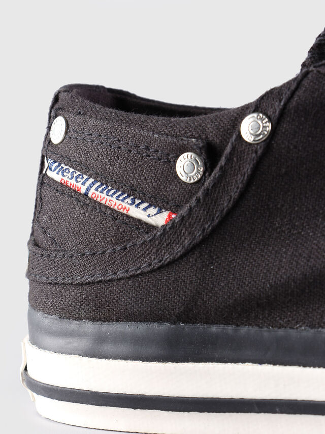 Diesel - EXPOSURE LOW, Negro - Sneakers - Image 6