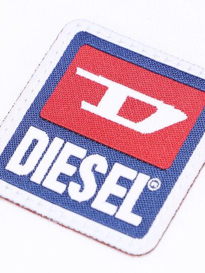 Diesel - TDIEGODIV, Blanco - Camisetas y Tops - Image 3