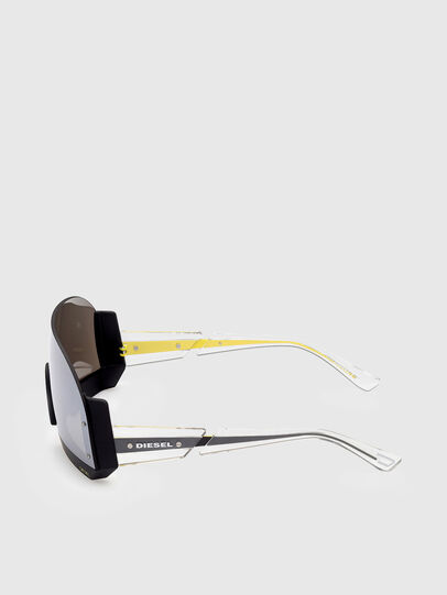 Diesel - DL0336, Blanco - Gafas de sol - Image 3
