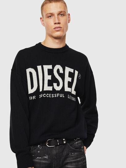 Diesel - K-LOGOS, Negro - Punto - Image 1