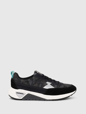 S-KB LOW LACE II, Negro/Gris oscuro - Sneakers