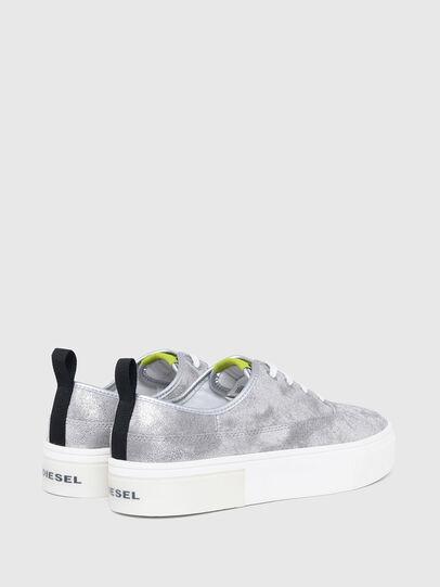 Diesel - S-VANEELA LC, Plata - Sneakers - Image 3