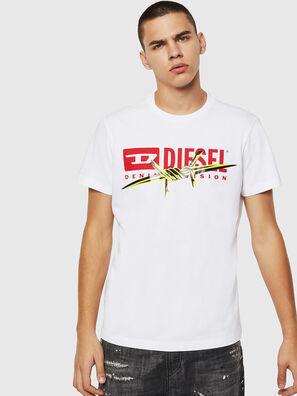 T-DIEGO-BX2, Blanco - Camisetas