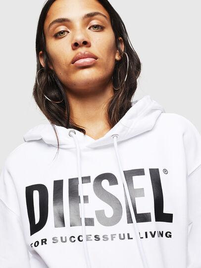 Diesel - D-ILSE-T, Blanco - Vestidos - Image 3