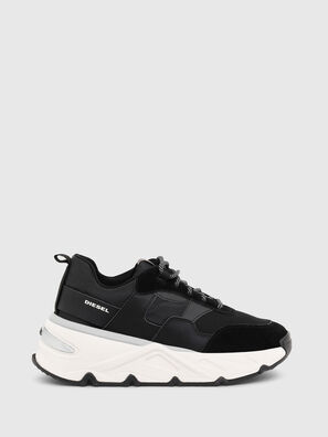 S-HERBY LOW, Negro - Sneakers