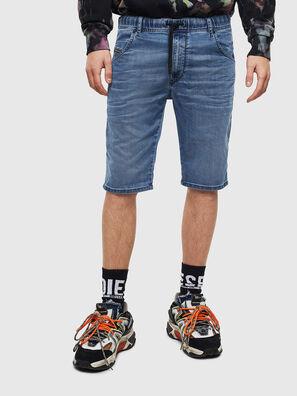 D-KROOSHORT JOGGJEANS, Azul medio - Shorts
