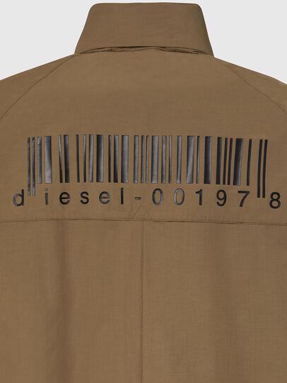 Diesel - J-ACKER, Marrón Claro - Chaquetas - Image 5