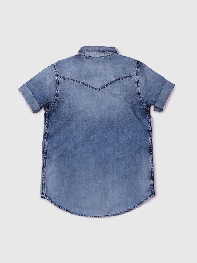 Diesel - CIRIX, Azul Claro - Camisas - Image 2
