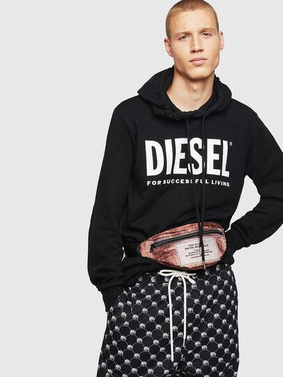 Diesel - BELTPAK, Marrón - Bolsas con cinturón - Image 7