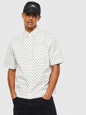 S-ATWOOD-B, Blanco - Camisas