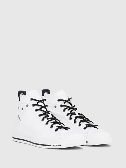 Diesel - EXPOSURE I, Blanco/Negro - Sneakers - Image 2