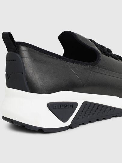 Diesel - S-KBY, Piel Negra - Sneakers - Image 5