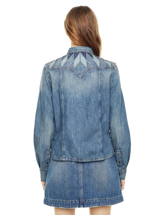 Diesel - CALLYVAN, Blue Jeans - Camisas - Image 2
