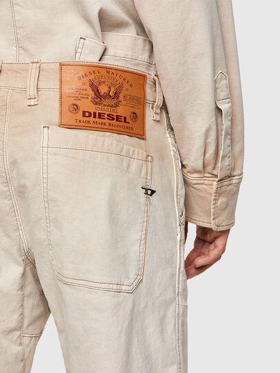 Diesel - D-Azerr JoggJeans® 069WG, Blanco - Vaqueros - Image 3