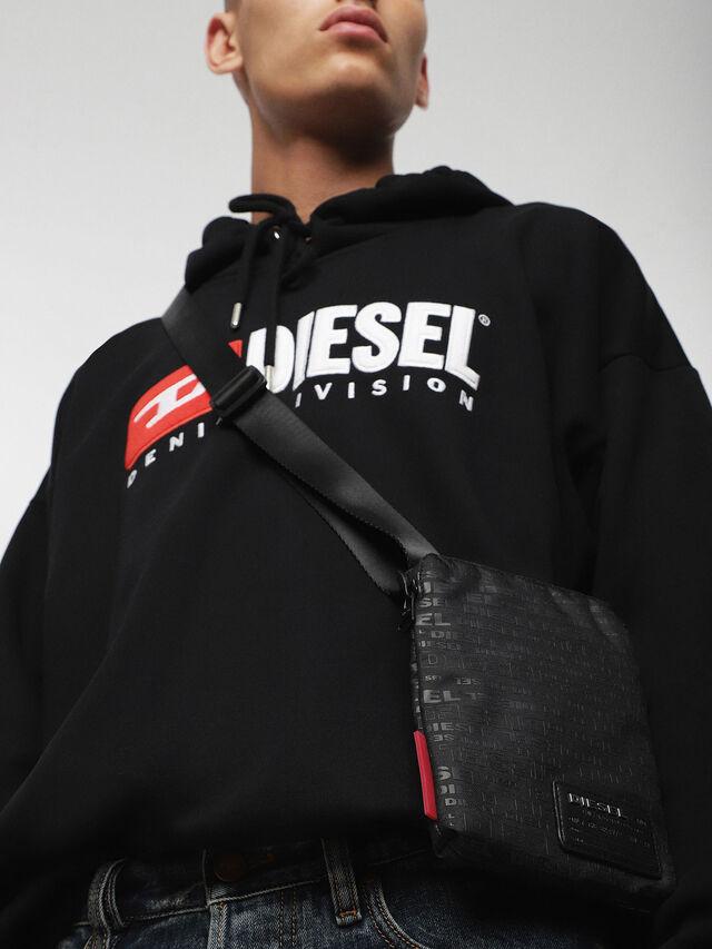 Diesel F-DISCOVER SMALLCROS, Negro - Bolso cruzados - Image 4