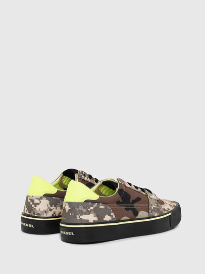 Diesel - S-FLIP LOW, Marrón militar - Sneakers - Image 3