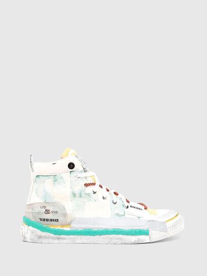 Diesel - S-ASTICO PNT, Blanco - Sneakers - Image 1