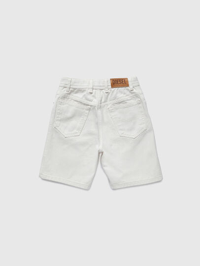 Diesel - PWILLOH, Blanco - Shorts - Image 2