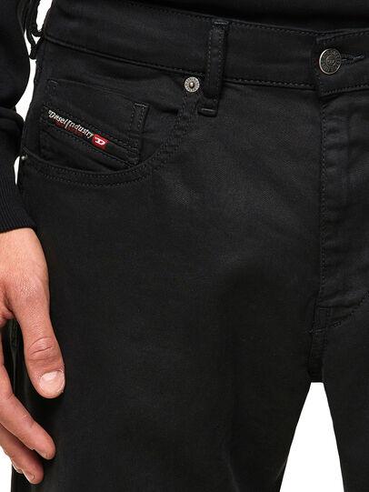 Diesel - D-Strukt JoggJeans® 069NC, Negro/Gris oscuro - Vaqueros - Image 3