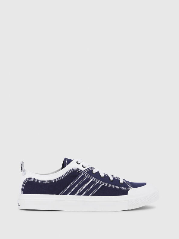 S-ASTICO LOW LACE, Azul/Blanco - Sneakers