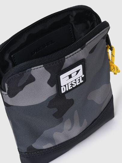 Diesel - VYGA, Gris/Negro - Bolso cruzados - Image 4