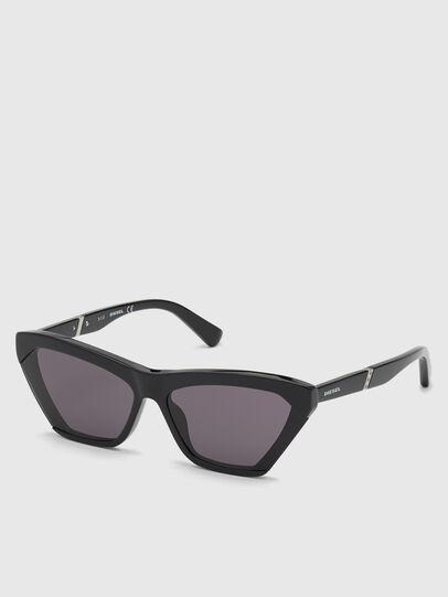 Diesel - DL0335, Negro - Gafas de sol - Image 2