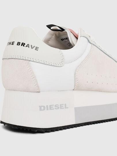 Diesel - S-PYAVE WEDGE, Blanco/Rosa - Sneakers - Image 4