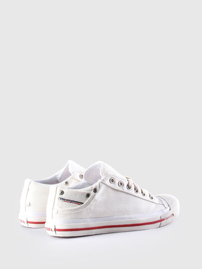 Diesel - EXPOSURE LOW W, Blanco - Sneakers - Image 3
