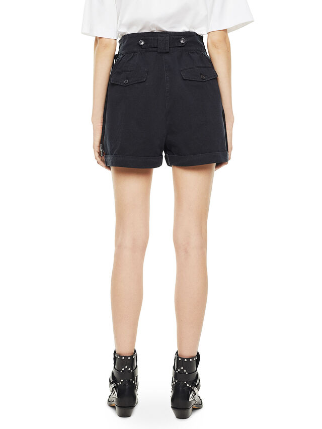 Diesel - SIMONY, Negro - Shorts - Image 2