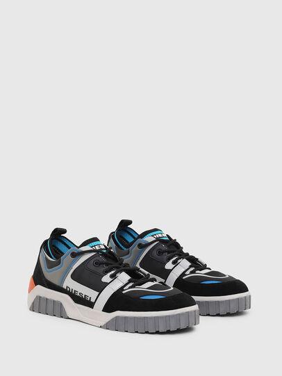Diesel - S-RUA SL LOW, Negro - Sneakers - Image 2