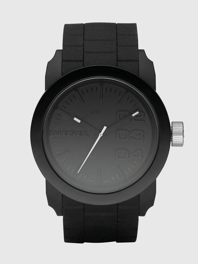 Diesel - DZ1437, Gris oscuro - Relojes - Image 1