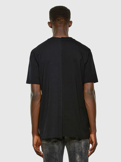 Diesel - T-JUBBLE-X2, Negro - Camisetas - Image 5