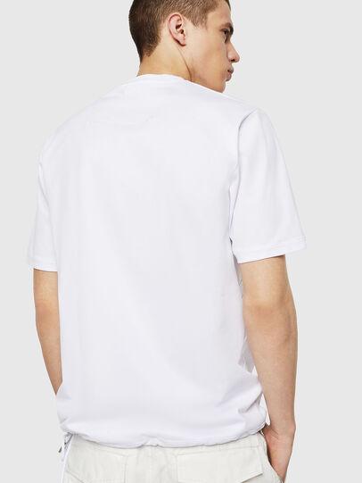 Diesel - T-ALEKSEY, Blanco - Camisetas - Image 2