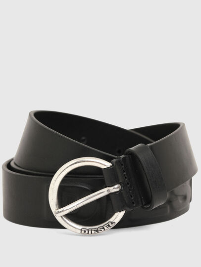 Diesel - B-RING, Negro - Cinturones - Image 2
