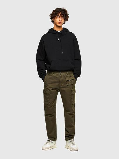 Diesel - P-COR, Verde Militar - Pantalones - Image 6