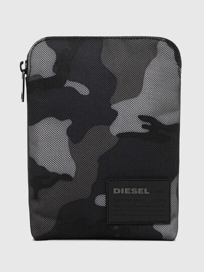Diesel - F-DISCOVER CROSS, Azul/Gris - Bolso cruzados - Image 1