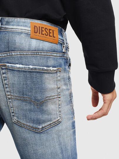 Diesel - Sleenker 009AF, Azul medio - Vaqueros - Image 4