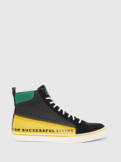 Diesel - S-DVELOWS MID, Multicolor/Negro - Sneakers - Image 1