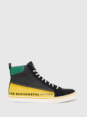 S-DVELOWS MID, Multicolor/Negro - Sneakers