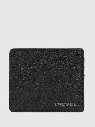 Diesel - JOHNAS I, Piel Negra - Tarjeteros - Image 1